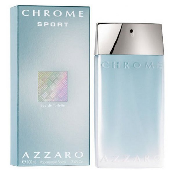 Azzaro Chrome Sport фото